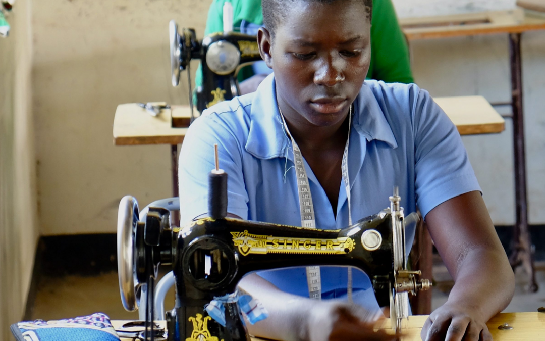 The transforming opportunity of vocational training