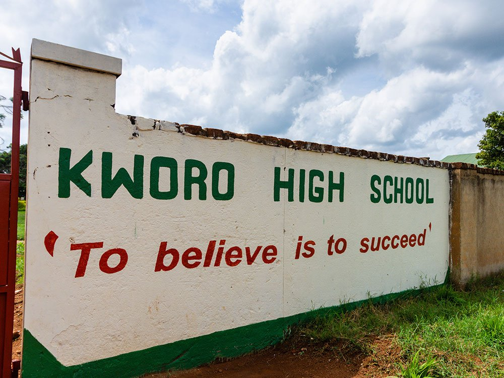 Kworo High School