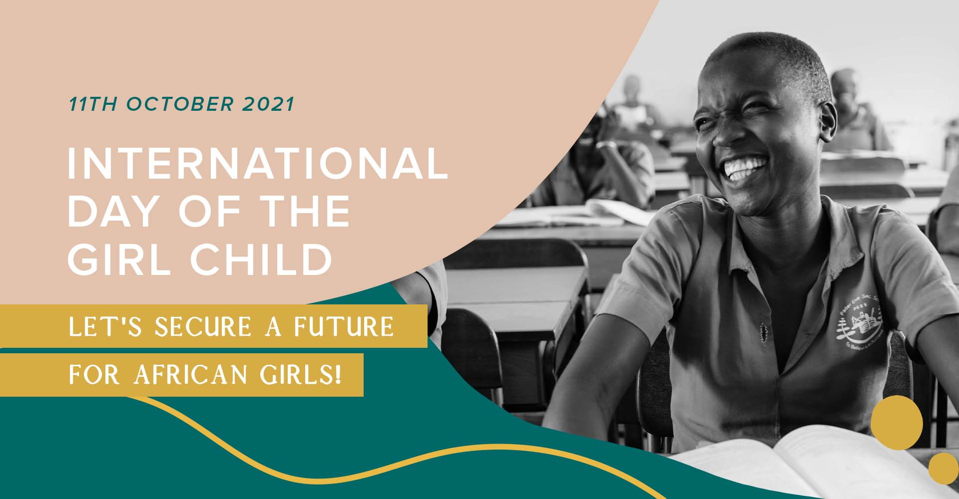 International Day Of The Girl Child Campaign